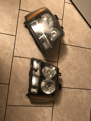 2007–2012 Avalanche Headlights (both sides) for Sale in Los Angeles, CA