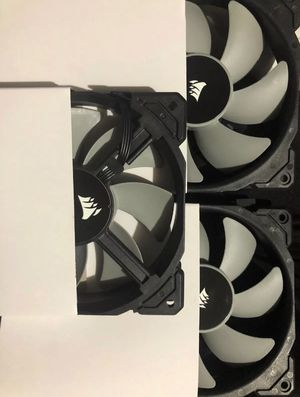 Corsair ML120mm Standard Fans (3 pack) for Sale in Marengo, OH