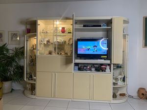 Entertainment Center and Curio for Sale in Plantation, FL