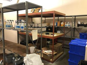 Metal shelves for Sale in Overland, MO