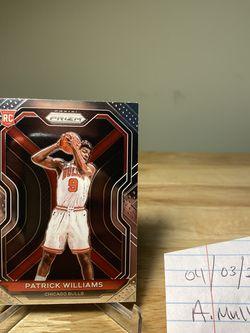 2020-21 Prizm Basketball RC's Anthony Edward's $30 OBO Patrick Williams $50 OBO Immanuel Quickley $50 OBO for Sale in Baltimore, MD