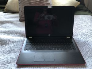 """HP 15"""" touch screen laptop for Sale in Washington, UT"""