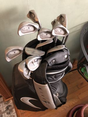 Golf Clubs With Bag for Sale in Westerville, OH