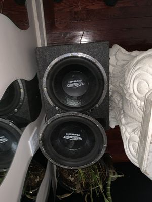 "Audio drift 12"" for Sale in Washington, DC"