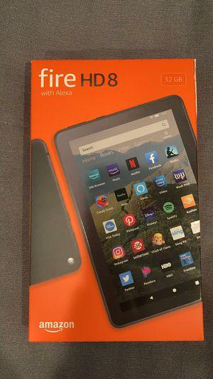 Amazon Fire HD8 - Black - 32Gb - 10th gen - SEALED for Sale in Irvine, CA