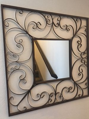 Mirror - wall decor for Sale in Hurst, TX