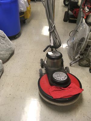 High Speed Burnisher w/ DC Motor/ 2000 RPM for Sale in Austin, TX