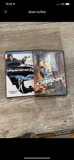 Jason Statham DVD's for Sale in East Providence, RI