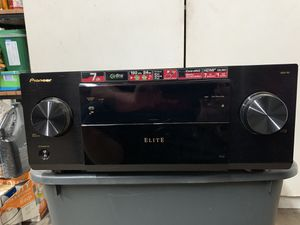Pioneer stereo receiver for Sale in San Dimas, CA