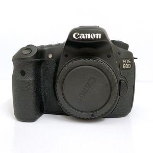 Canon EOS 60D DSLR Body for Sale in Houston, TX