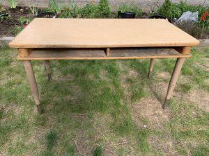Vintage double school desk $50 for Sale in Leavenworth, WA