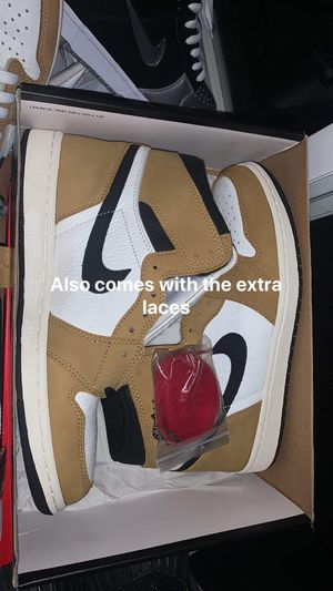 Rookie of the year Jordan 1 VNDS for Sale in Long Beach, CA