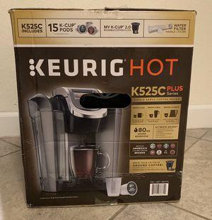 Keurig Hot K525C Plus Series Single Serve Coffee Maker for Sale in Miami, FL