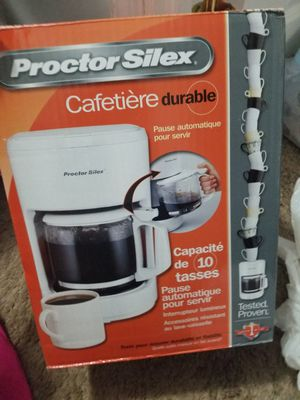 Proctors silex coffee maker for Sale in Milford Mill, MD