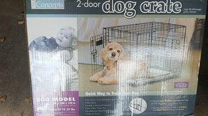 2 door dog crate for Sale in Garden City, MI