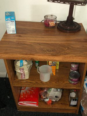 Tall, small shelf for Sale in Oklahoma City, OK