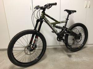 Cannondale Gemini DH mountain bike, size Small for Sale in Renton, WA