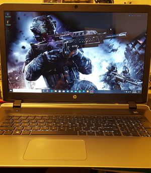 """HP Pavilion 17.3"""" Laptop for Sale in Richland, WA"""