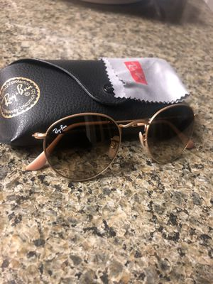 Gold Frame RayBans Sunglasses for Sale in Dublin, CA