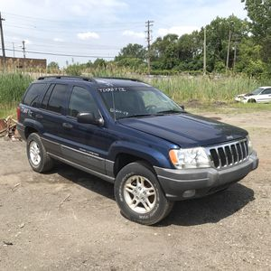 2002 Grand Cherokee Laredo for Parts for Sale in Detroit, MI