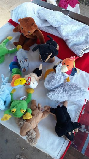 TY Teenie Beanie Babies COLLECTIBLE for Sale in Fresno, CA