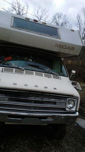 77 driven camper for sale for Sale in Huntington, WV