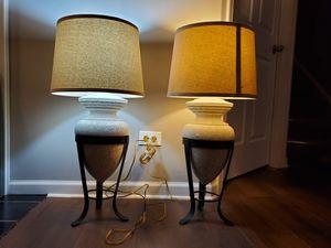 Juego de lamparas for Sale in Streamwood, IL
