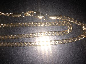 Gold chain for Sale in BETHEL, WA