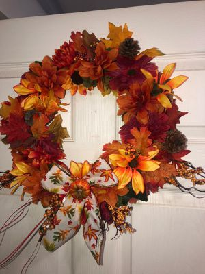 Fall Wreaths for Sale in Chicago, IL