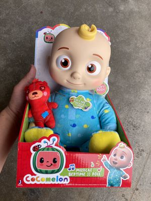 Cocomelon musical bedtime jj doll brand new for Sale in Hacienda Heights, CA