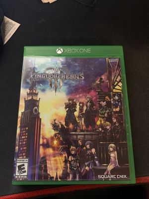 Kingdom hearts 3 PERFECT condition for Sale in Spring Valley, NV