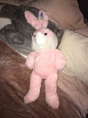 Big bunny teddy bear 🧸 for Sale in Las Vegas, NV