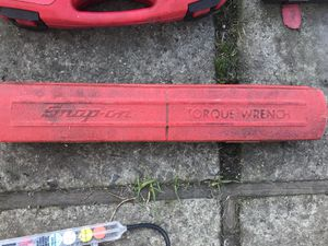 Span on torque wrench for Sale in San Francisco, CA