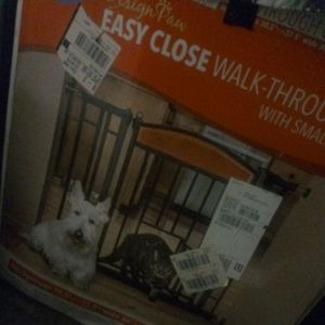 """Doggy Walk Through Gate..""""Brand New"""" for Sale in Vallejo, CA"""