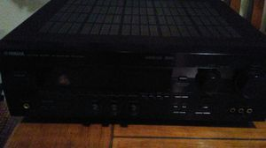 Estereo yamaha receiver for Sale in Fullerton, CA