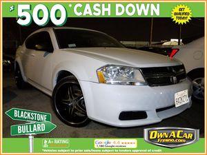 2014 Dodge Avenger for Sale in Fresno , CA
