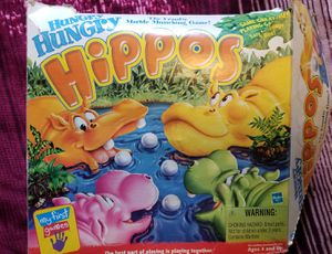 Vintage Hungry Hippos - Marbles Kids Toy Party Game for Sale in Winter Park, FL