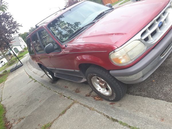 1995 Ford Explorer Clean Title