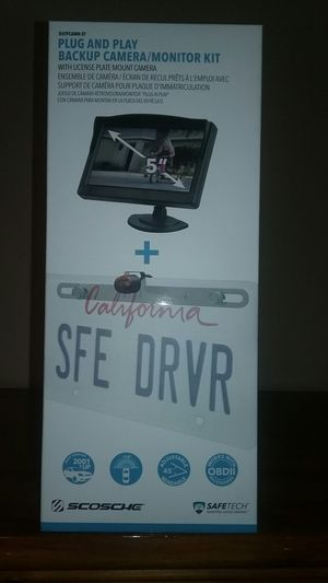 BACK UP CAMERA for Sale in Slidell, LA