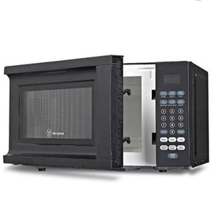 Westinghouse 0.7 Cu.ft. 700W Countertop Microwave | Black for Sale in Boston, MA
