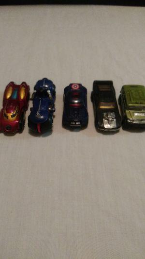 Hot Wheels Avengers Cars for Sale in Phoenix, AZ