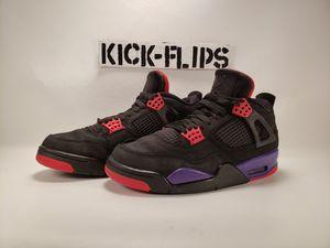 Nike Air Jordan 4 Retro- Raptors- Men's Size 8.5 PRE-OWNED for Sale in Austin, TX