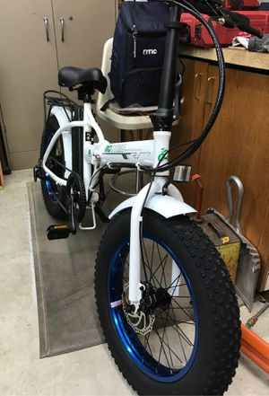 2- just out of the box E bikes 500w 36v ! for Sale in Redmond, WA