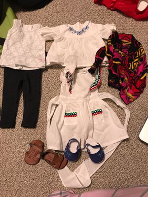 American Girl Doll's Clothes- Sadie for Sale in Montgomery, AL