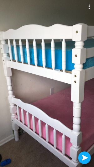 Twin/bunk bed for Sale in Silver Spring, MD