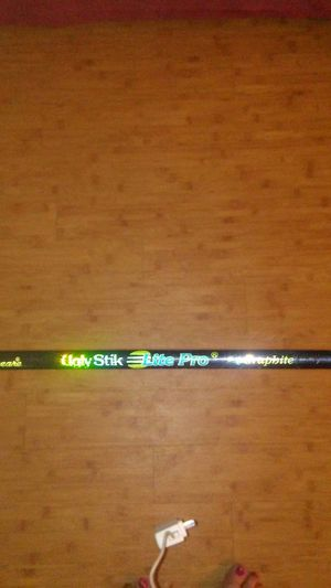 SHAKESPEAR UGLY STIK LITE PRO FISHING ROD for Sale in Jessup, MD