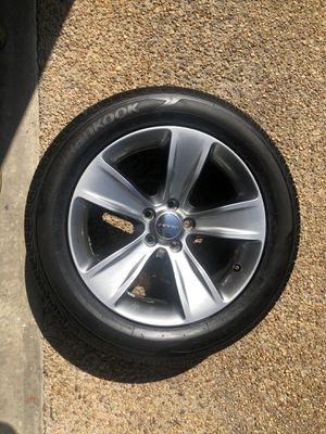 Dodge Charger wheels 235/55/18 for Sale in Chesterfield, VA