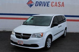 2014 Dodge Grand Caravan SE for Sale in Dallas, TX