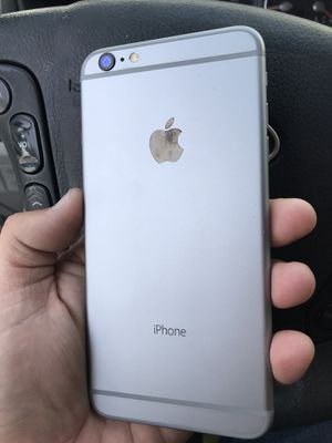 Like New Factory Unlocked iPhone 6 Plus 16GB Space Gray for Sale in Portland, OR