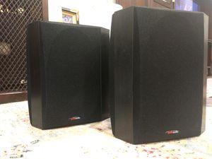 Nice Polk audio FXi30 corner speakers NICE for Sale in Morrisville, NC